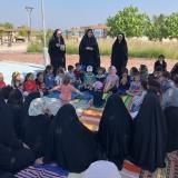 برگزاری اردوی فرهنگی تفریحی قرآن آموزان و قرآن پژوهان فرهنگسرای قرآن و عترت