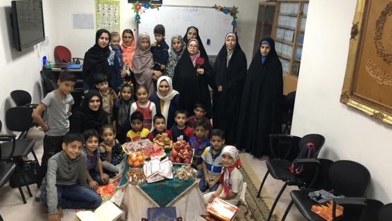 برگزاری جشن شب یلدا به صورت کلاس به کلاس در فرهنگسرای قرآن و عترت